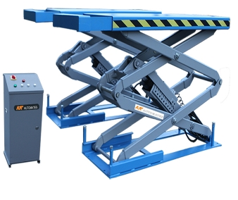 In-Ground Scissor Car Lift
