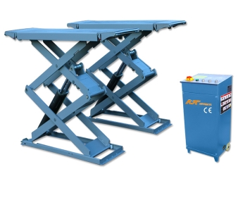 Ultrathin Scissor Lift
